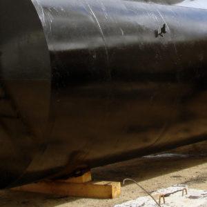 Битумно-резиновые для горячих трубопроводов